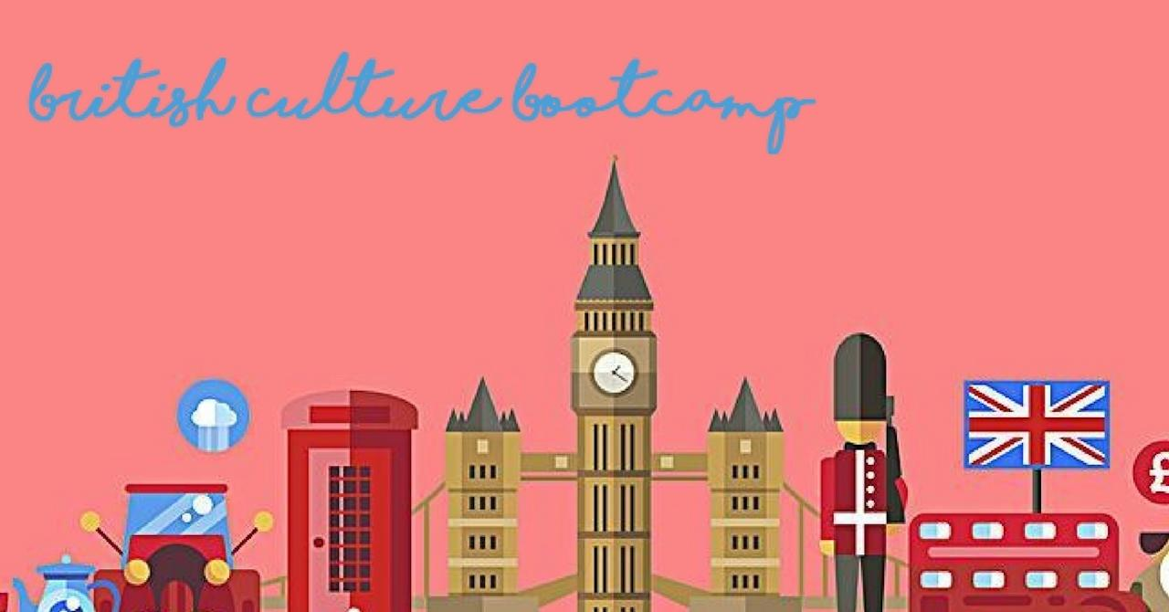 2018 UKEAS 會員獨享英國文化課程