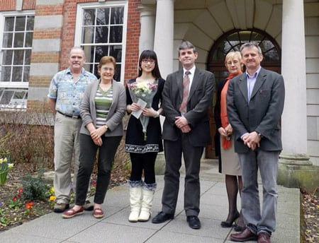 2011 UKEAS / Southampton聯合獎學金得主出爐!