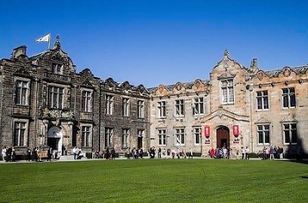 St. Andrews University Awarded Best Clubs & Societies Awards 2015