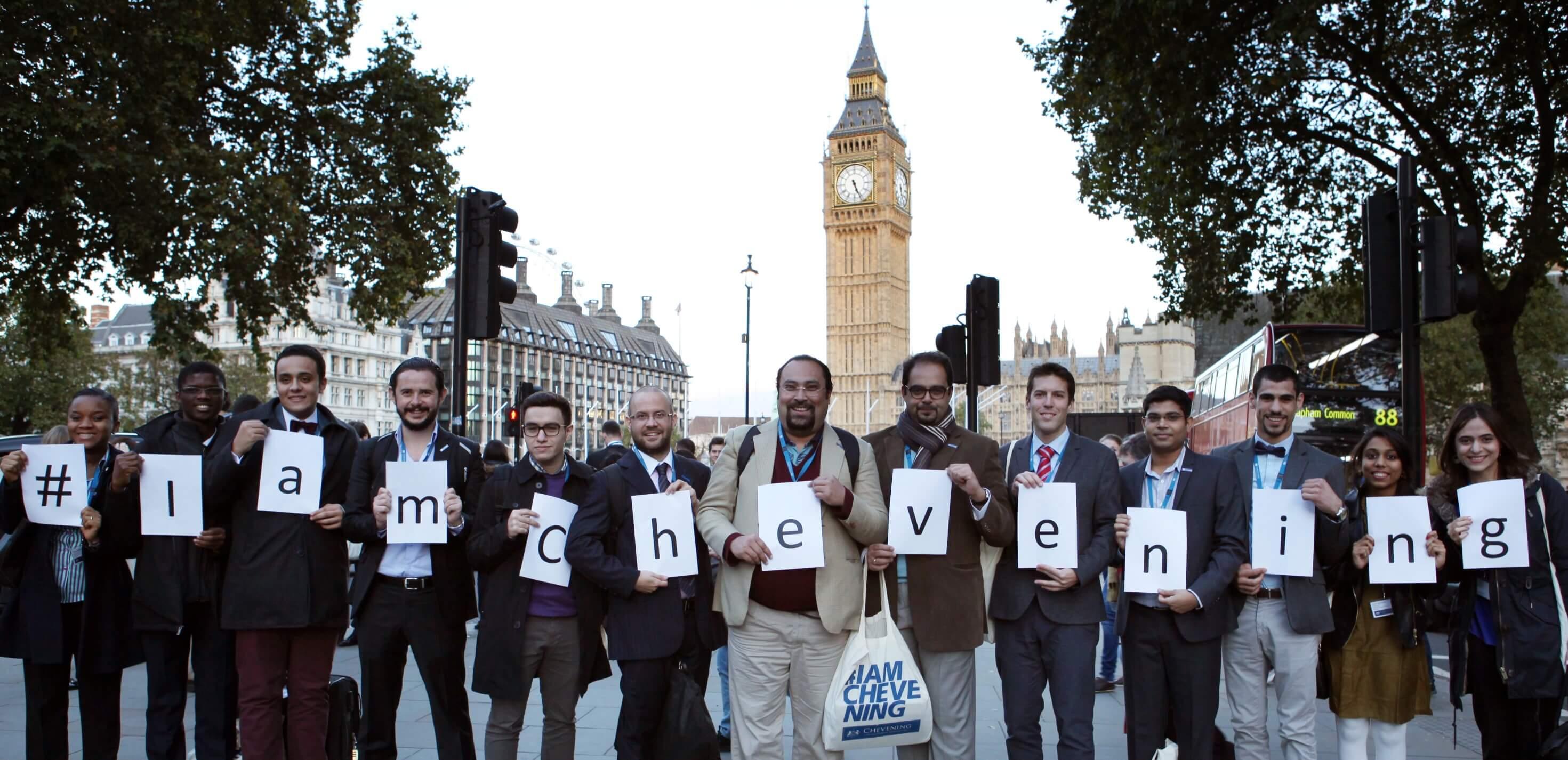 2019/20年 Chevening 英國政府獎學金已正式對外開放申請!
