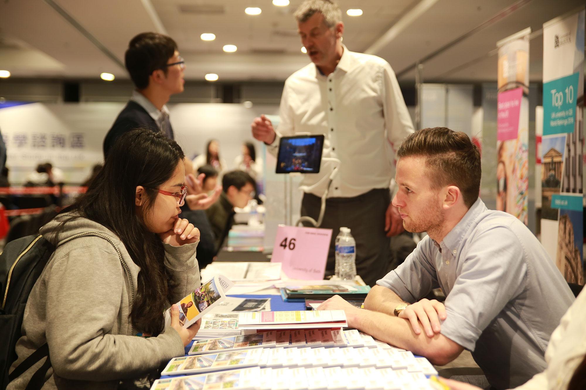 英國名校齊聚台灣,Study World英國留學展雙十連假盛大登場!