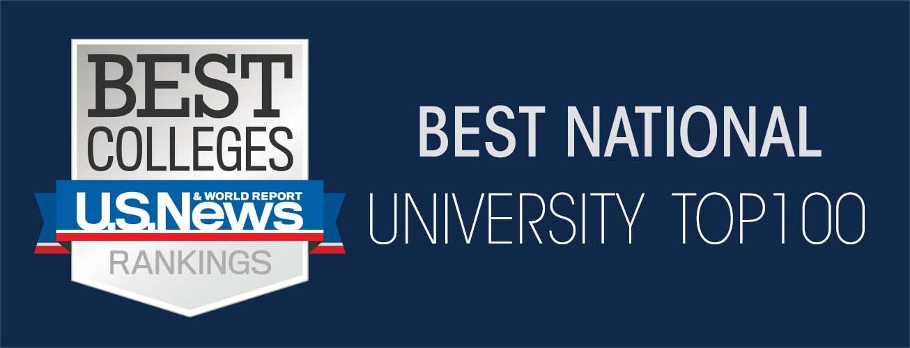 Best National Unversity Top 100