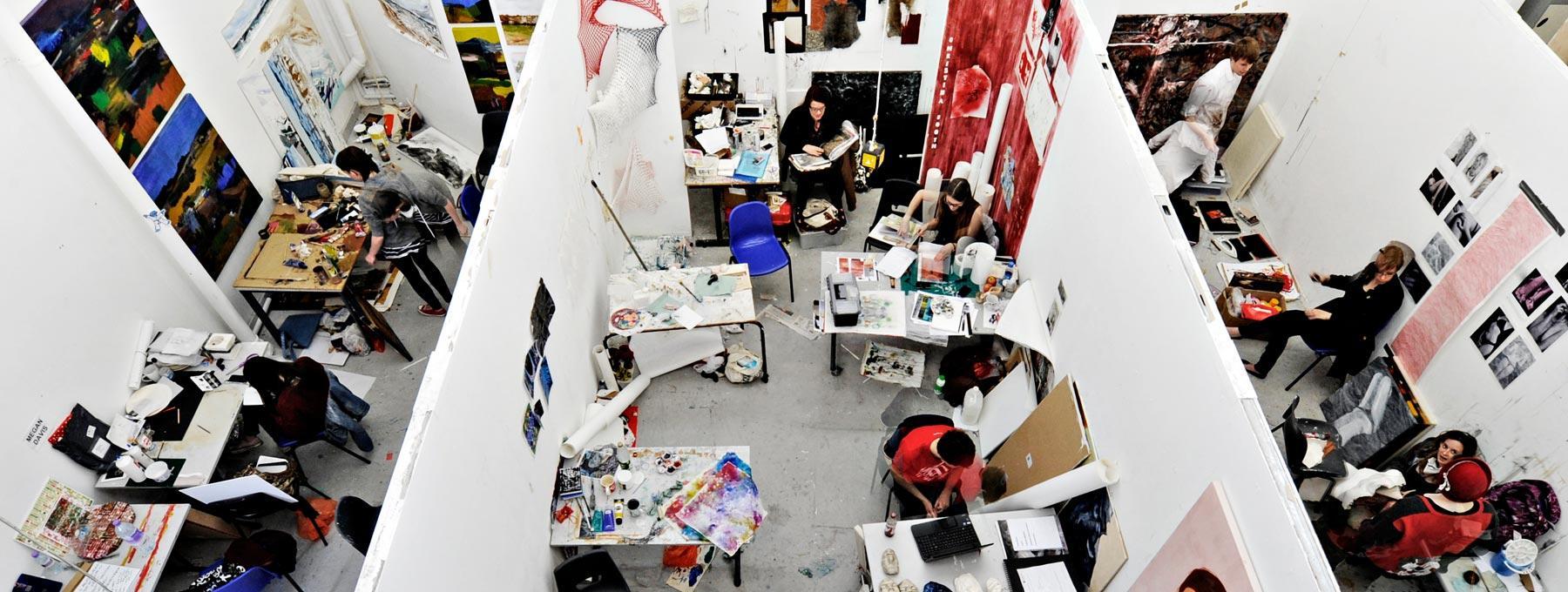 [排名] 2018完全大學指南英國藝術設計科系大學排名與整理
